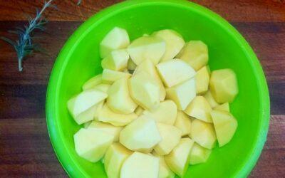 Jak zrobić pieczone ziemniaki?