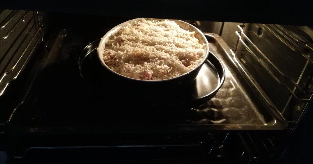 A'la lasagne czyli zapiekanka z naturalnym umami